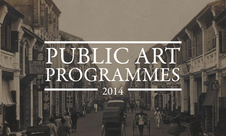 Public Art Programmes 2014
