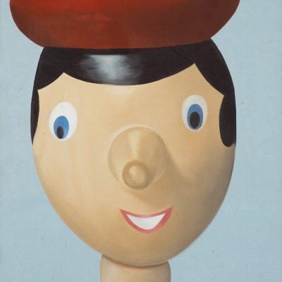 NATEE UTARIT, <em>REMEMBER ME I</em>, 2004, Oil on canvas, 60cm x 45cm, estimate RM16,000 – 25,000